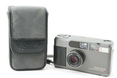$ CDN1023.59 • Buy Read【Excellent+】 Contax T2 Titanium Black Titan Film Camera From JAPAN  - 5542