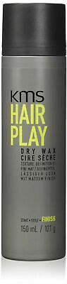 AU48.01 • Buy KMS Hair Play Dry Wax, 150 Ml