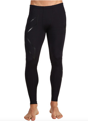 £115.08 • Buy 2XU Black Compression Recovery Tights Men's Size M 47412