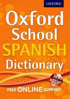 £3.28 • Buy Oxford School Spanish Dictionary, Oxford Dictionaries, Used; Good Book