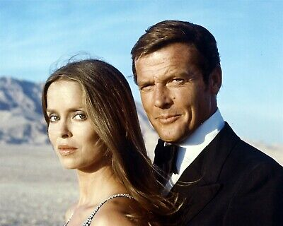 $ CDN12.27 • Buy The Spy Who Loved Me Classic Poster Roger Moore Barbara Bach 8x10 Inches Photo
