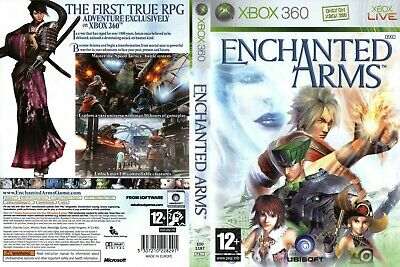 £3.99 • Buy - Enchanted Arms Xbox 360 Replacement Game Cover Art Work