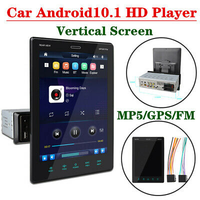 $163.99 • Buy 9.5 Android10.1 HD 1080P Bluetooth MP5 Player Car Stereo Touch Screen Navigation