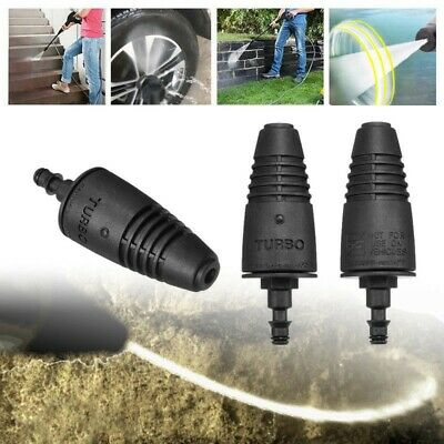 £7.19 • Buy Pressure Washer Turbo Head Nozzle Spray For Karcher Part Accessories PA66+GF