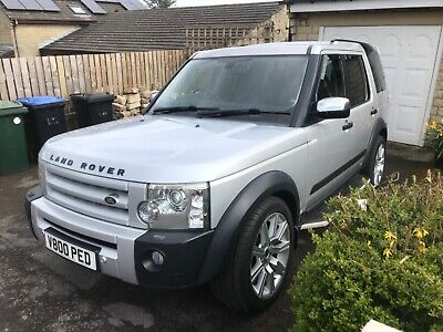 Landrover Discovery 3 V8 Hse Petrol/lpg • 8,950£