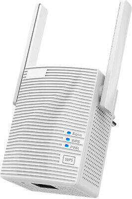 AU38.12 • Buy WiFi Extender (AC1200) - 5G Internet Booster 1200Mbps WiFi Repeater 2.4 & 5GHz