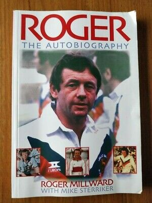 £13.50 • Buy Roger The Autobiography. Roger Millward Rugby League Book
