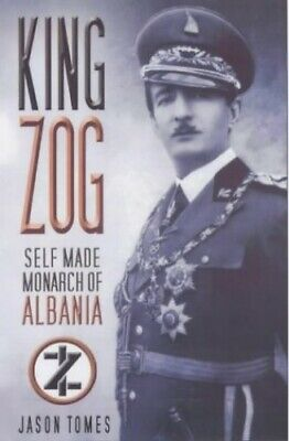 King Zog By Jason Tomes Hardback Book The Cheap Fast Free Post • 9.99£