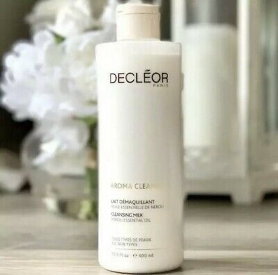 £29.99 • Buy DECLEOR AROMA CLEANSE ESSENTIAL CLEANSING MILK 400ML # Super Size