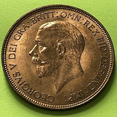 £33.99 • Buy 1936-uncirculated One Penny Coin-king George V-#hp24
