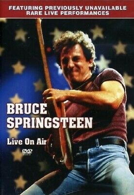 £4.97 • Buy Bruce Springsteen - Live On Air [DVD] [NTSC] - DVD  FILN The Cheap Fast Free
