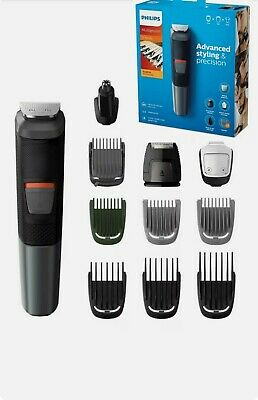 AU86.99 • Buy New Philips MG5730 Multigroom Series 5000 11 In 1 Trimmer Clippers Hair Grooming