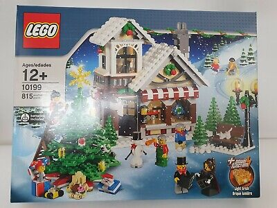 LEGO 10199 Winter Village Toy Shop New And Retired - Check Photos • 169.64£