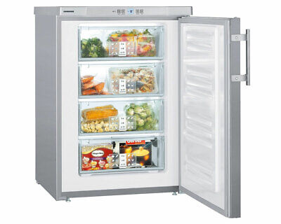 £429 • Buy Liebherr GPesf1476 60cm 102L Smart Frost Stainless Steel Under Counter Freezer