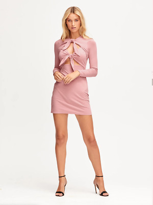 AU20 • Buy Bnwt Alice Mccall Blossom Real Thing Mini Dress - Size 10 Au/6 Us (rrp $175)