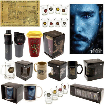£9.75 • Buy Game Of Thrones Multi Listing Official Merchandise BIRTHDAY CHRISTMAS GIFT IDEAS