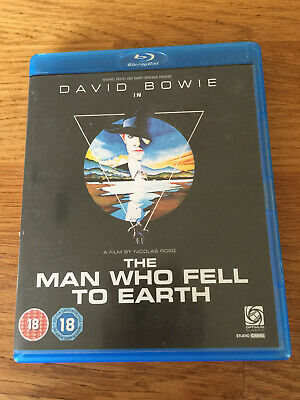 The Man Who Fell To Earth Blu Ray • 8£