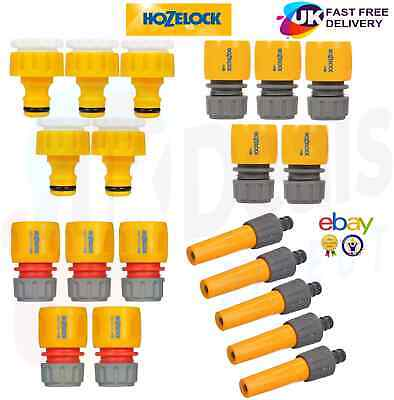 £5.20 • Buy Garden Hose Attachments Hozelock Water Stop / End Connector / 3/4 Threaded Tap