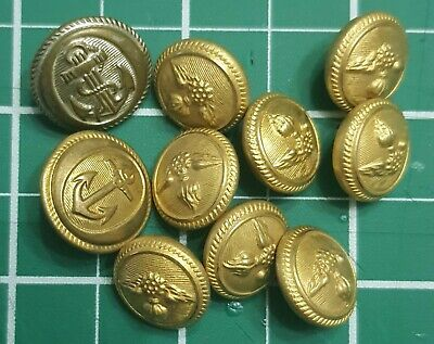 £2.50 • Buy Job Lot Of Italian Military Buttons