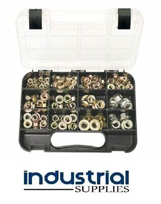 AU43 • Buy GJ Works Grab Kit 160 Piece Metric Flange Nut Kit Gka160