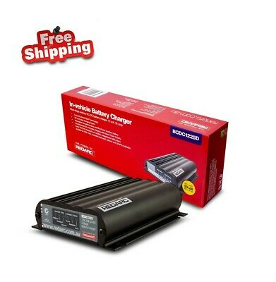 AU520 • Buy  REDARC Battery Charger 12V 25A 3 Stage Auto BCDC1225D FULL BOX