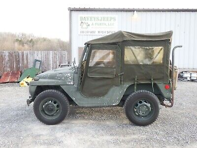 $11500 • Buy 1963 Amc M422a1 Mighty Mite  1963 Amc M422a1 1/4 Ton Military Mighty Mite Utility Light Weight Truck 4×4