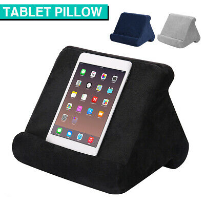 AU12.49 • Buy Tablet Pillow Stands For IPad Book Reader Holder Rest Laps Reading Cushion AU