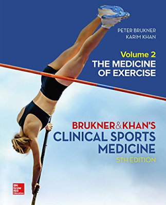 £128.71 • Buy Brukner Peter-Clinical Sports Medicine The M HBOOK NEW