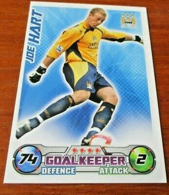 £0.99 • Buy Match Attax 2007/08 Card - Manchester City Joe Hart