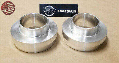 $44.95 • Buy [SR] Billet FRONT 3  LIFT LEVELING KIT 88-07 GMC Chevy 2WD Sierra Silverado Etc