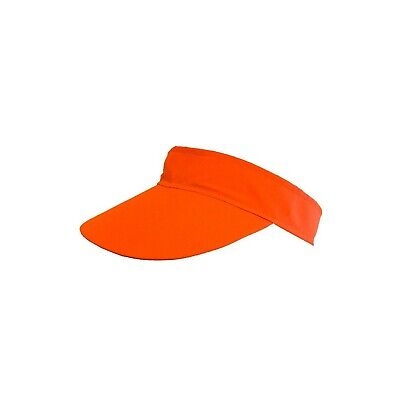 Wicked Costumes Adult Unisex Pub Golf Visor Hat Fancy Dress Accessory (Neon O... • 12.99£