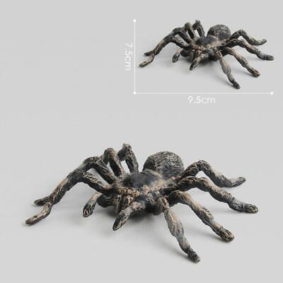 AU15.03 • Buy 2PCS/Set Joke Fake Realistic Spider Insect Model Toy Party Funny Scary Fun Toys