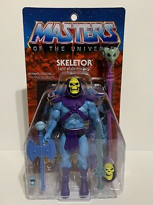 $200 • Buy Masters Of The Universe Classics, Filmation Skeletor Ultimates