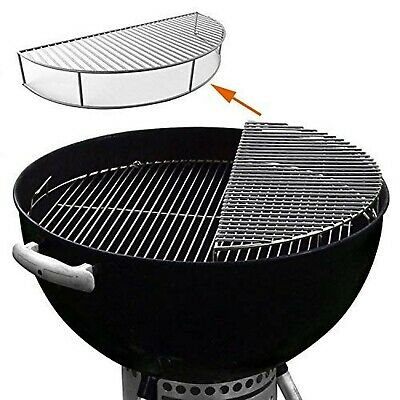 $ CDN86.41 • Buy GFTIME 52CM Warming Rack For Weber 57CM Kettle Charcoal Grill, Chrome Plated ...