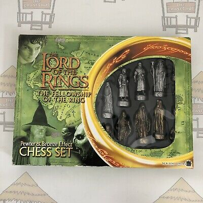 £7.95 • Buy Lord Of The Rings The Fellowship Of The Rings Chess 2001 Set Parts & Pieces 280
