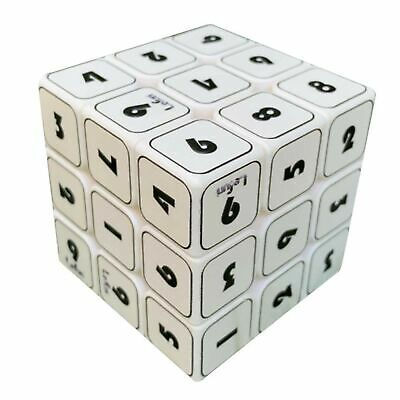 Winneruby Puzzle Magic Cube,Sudoku Numbers Six-Sided Rubix,Party Favor School... • 28.99£