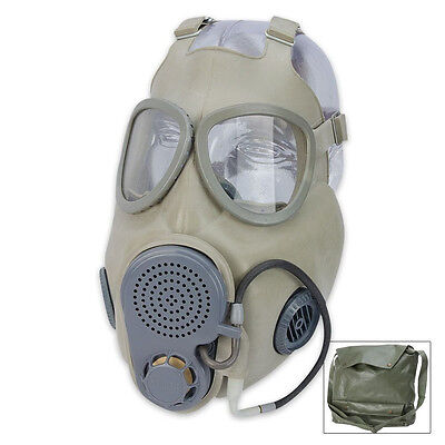$54.90 • Buy M10M Gas Mask With Filter & Drinking Tube
