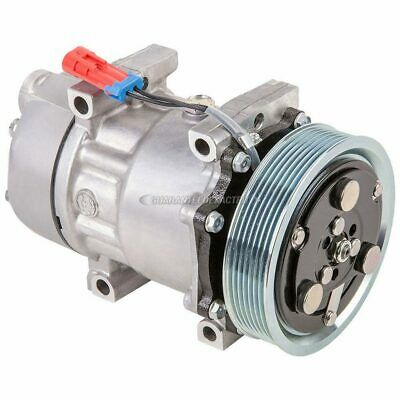 AU594.36 • Buy For Jaguar XJ12 XJS OEM Sanden SD7H15 7895 AC Compressor & A/C Clutch