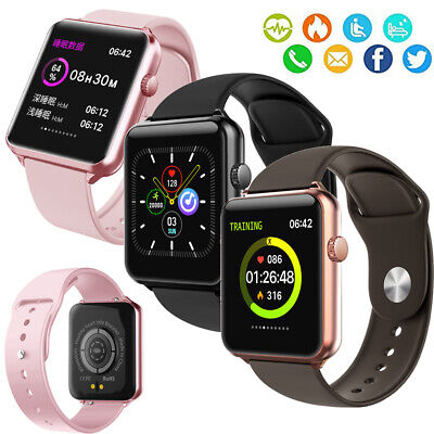 $ CDN41.73 • Buy Smart Watch Fitness Tracker Remote Camera For IPhone Samsung A21 A41 A51 A71 5G
