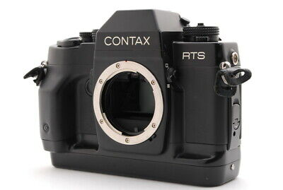 $ CDN338.35 • Buy 【Excellent+4】 CONTAX RTS III MF 35mm SLR Film Camera Body Only From JAPAN