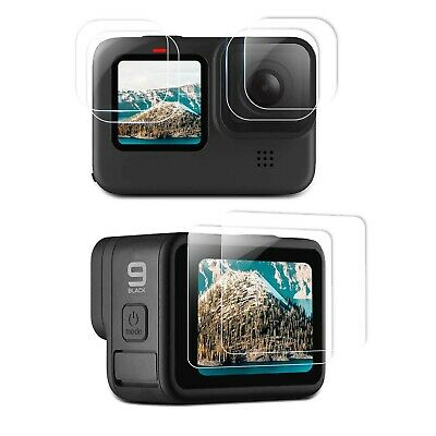 $ CDN32.47 • Buy Elyco 6pcs Screen Protector For GoPro Hero 9 Black, Clear Tempered Glass Scre...