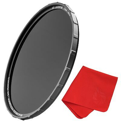 AU216.13 • Buy 67mm X2 6-Stop ND Filter For Camera Lenses - Neutral Density Professional Pho...