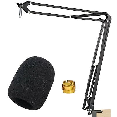 £53.99 • Buy Rode NT1A Mic Stand With Pop Filter - Microphone Boom Arm Stand With Windscre...