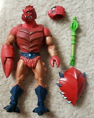$100 • Buy MOTUC Masters Of The Universe Classics Clawful Loose Figure With 200X Head Bonus