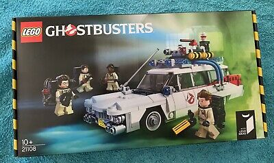AU169.99 • Buy Lego Ideas Ghostbusters 21108 ECTO-1 DISCOUNTED NEW