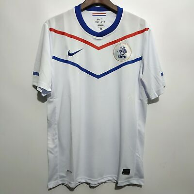 2010 Netherlands Away Retro Shirt • 27.99£
