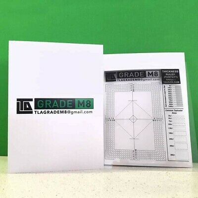 AU20 • Buy Sports Card Centering 3 In 1 Tool For Sport/NBA Trading Cards Grading