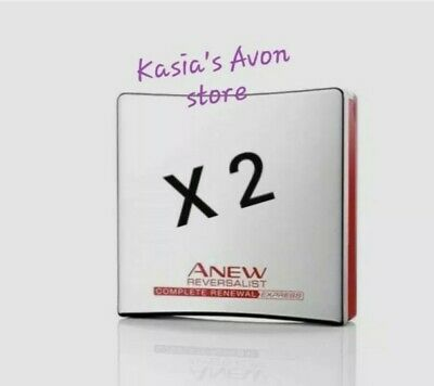 £20.49 • Buy X 2 Avon Anew Reversalist Complete Renewal Express Wrinkle Smoother - Brand NEW