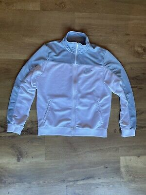 £20 • Buy Nike White And Blue Track Top