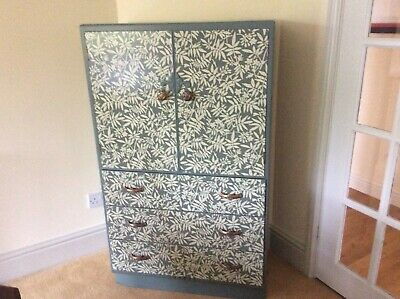 Farrow & Ball Upcycled Cupboard • 50£